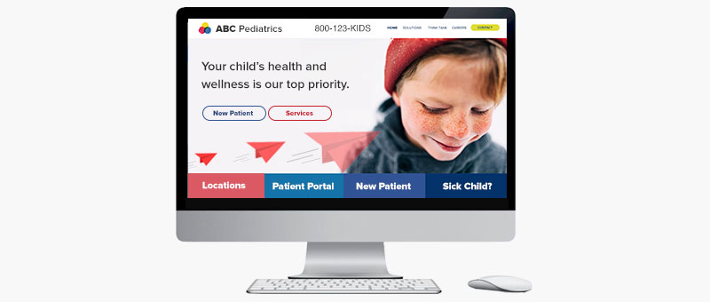 Build a modern website and become a pediatric marketing pro